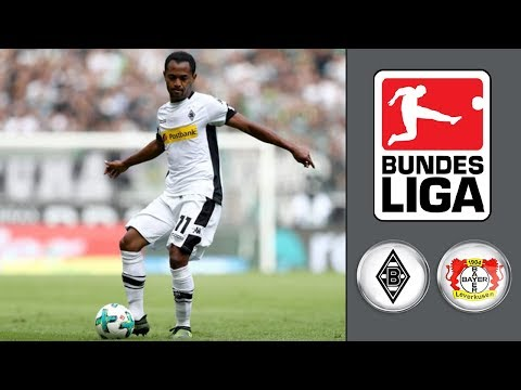Borussia M'gladbach Vs Bayer 04 Leverkusen ᴴᴰ 21.10.2017 - 9.Spieltag - 1. Bundesliga | FIFA 18