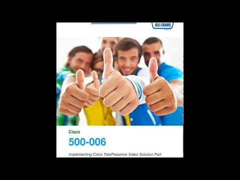 Free Pass4sure 500-006 question bank