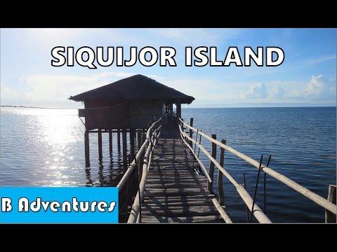 Siquijor Island Guiwanon Spring Park, Rock Box Restobar Dumaguete, Philippines S2 Ep32