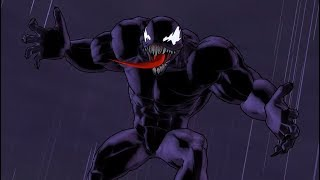 Ultimate Spider-Man - All Venom Cutscenes