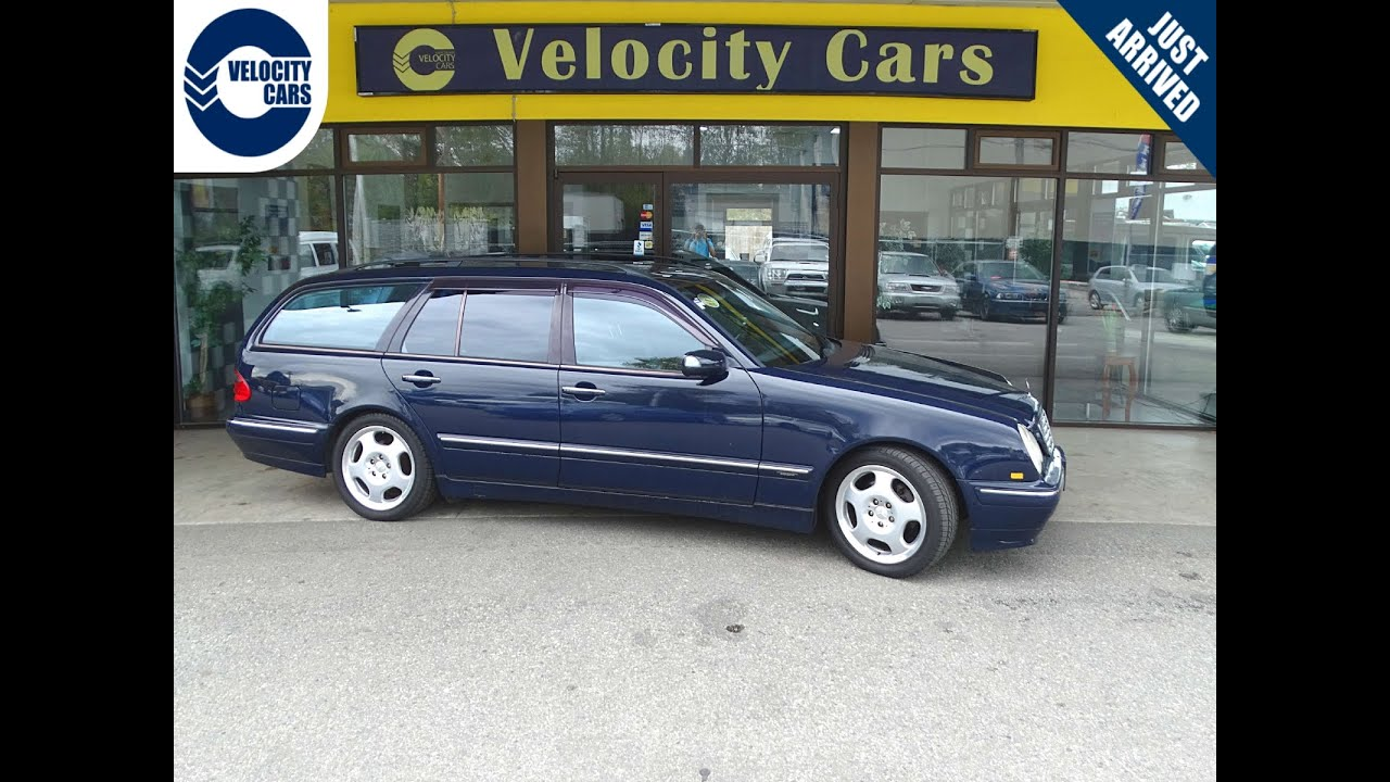 1999 mercedes benz e 430 wagon 7 seat 128k 39 s for sale in for Mercedes benz vancouver bc