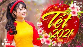 Liên Khúc Nhạc Xuân Không Lời Hay Nhất 2021 | Hòa Tấu Nhạc Xuân Chào Tết Tân Sửu | Happy New Year