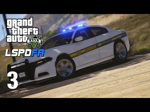 GTA 5 LSPDFR - Episode 3 - Aiken County Sheriff's Office