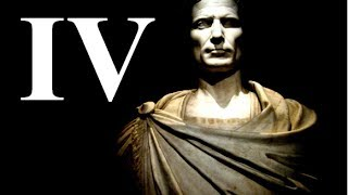Caesar - de Bello Gallico. Liber IV