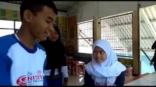 English Project - Short Movie by 9 Grade Students of SMP Muhammadiyah 18 Surabaya