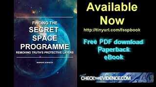 Book: Finding the Secret Space Programme, Removing Truth's Protective Layers