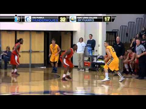 Fort Lewis College Basketball (Mens and Womens) vs CSU Pueblo
