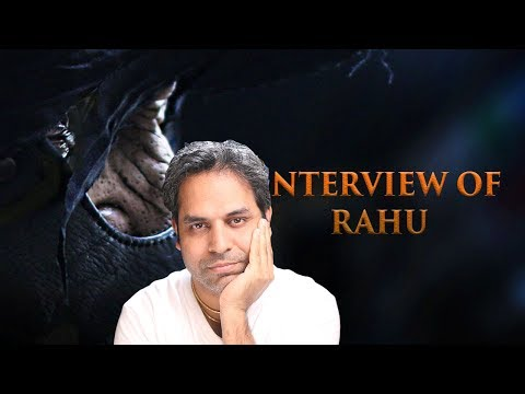 (Interview of Rahu) Director's commentary (Astrology Movie)