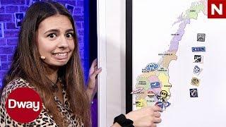 #Dway | Bea testes i norsk fotballquiz | TVNorge