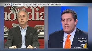 Giovanni Toti (Fi): 'Ho escluso un governo tra Lega e 5 stelle per ragionevolezza'
