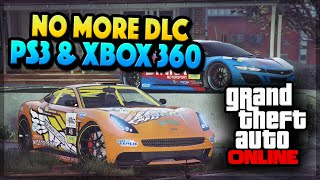 GTA 5 Online - PS3 & Xbox 360 DLC Issues! (GTA 5 Gameplay)