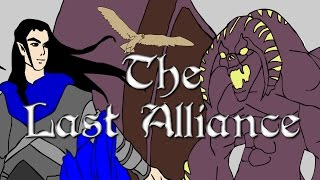 A Brief History of the Last Alliance in the Second Age. Based on th...
