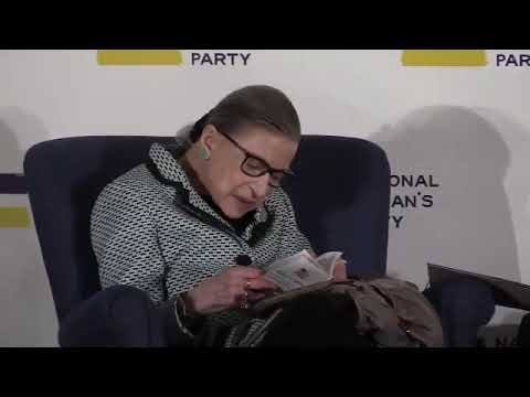 Justice Ginsburg shows why she needs to step down from Supreme Court