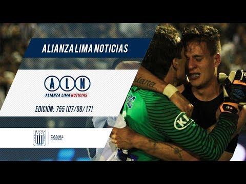 Alianza Lima Noticias: Edición 755 (07/08/17)