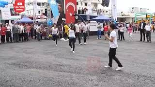 Video Senam irama, gerakan turki - Dj kun anta remix download MP3, 3GP, MP4, WEBM, AVI, FLV Oktober 2017