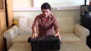OmniScan SX 16 64 хорошее видео(Дефектоскоп на фазированных решетках Olympus OmniScan SX от компании ООО