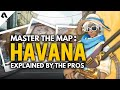 Havana Explained By The Pros - Master The Map | Overwatch