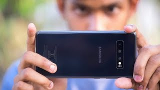 Galaxy S10 Camera Review: Almost Perfect!