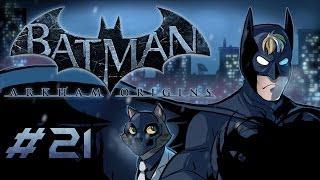Batman: Arkham Origins Gameplay / Playthrough w/ SSoHPKC Part 21 - To the Sewers!