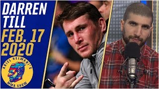 Everyone knows I'm here to fight anyone - Darren Till | Ariel Helwani's MMA Show