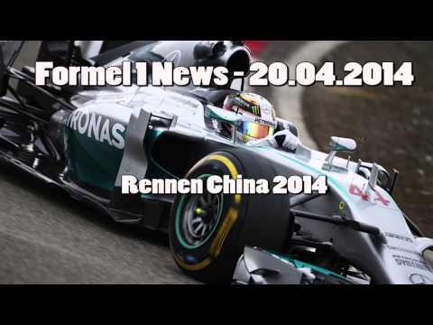 Formel 1 News - Rennen China 2014 (20.04.2014)