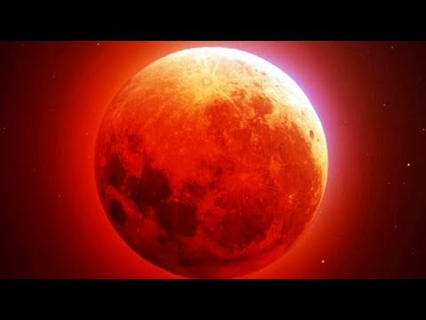 Blood Moon 28 July 2018 From Abu Dhabi, United Arab Emirates  #Longest eclipse of this cent