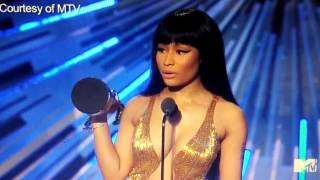 Nicki Minaj disses Miley Cyrus VMA's My Reaction
