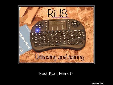 Best Kodi Remote For Amazon Fire TV/Stick