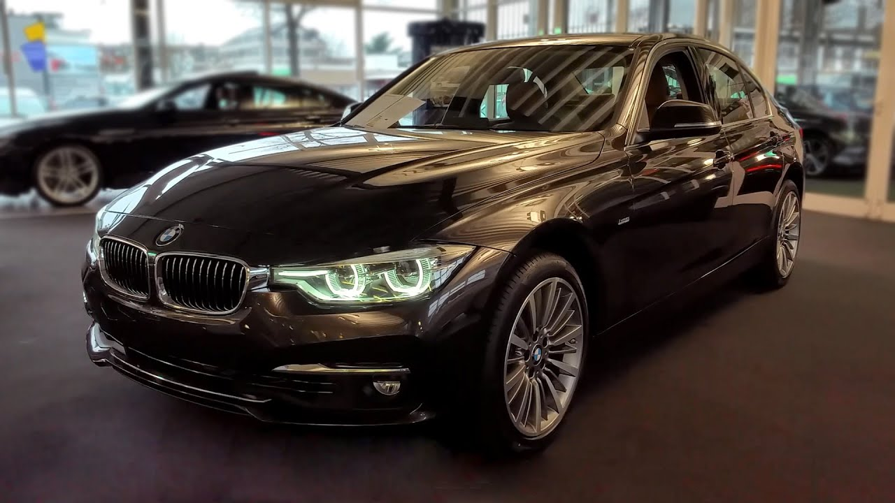2016 bmw 325d limousine luxury line youtube. Black Bedroom Furniture Sets. Home Design Ideas