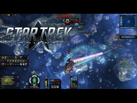 STAR TREK - ONLINE - GAME PLAY - STOPPEN SIE DAS SIGNAL - STOP THE SIGNAL - EPISODE 4