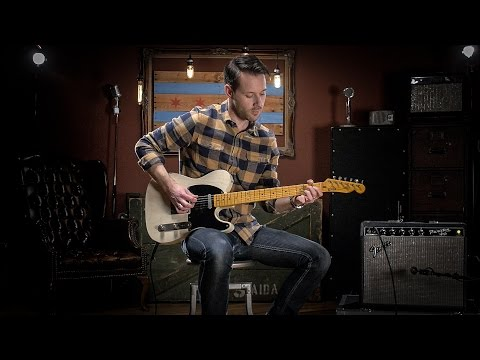 Whitfill T-52 Guitar Demo