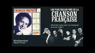 Charles Trenet - Menilmontant