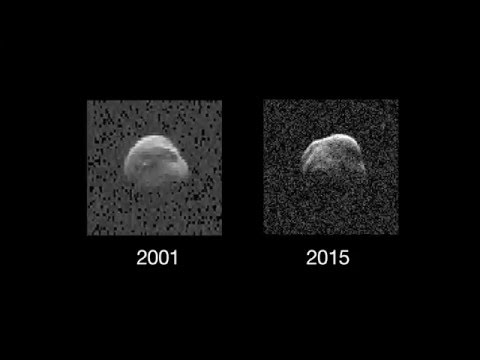 Radar Teamwork Captures Clearer Asteroid Images