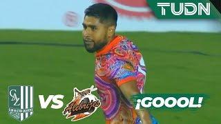 ¡Tremendo golazo de Cisneros!   Zacatepec 0 - 1 Alebrijes   Ascenso MX - AP 19 Final ida   TUDN