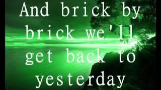 Train - Brick by Brick Lyrics
