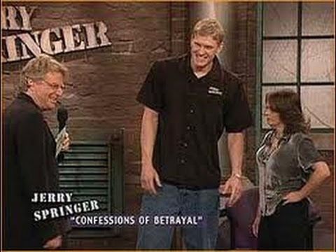 how to be on the jerry springer show