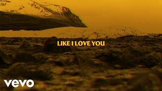 Nico Santos, Topic - Like I Love You (Topic & FRDY Remix / Lyric Video)