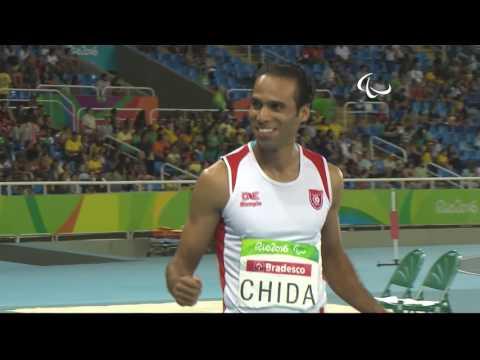 Athletics | Men's Long Jump - T38 Final  | Rio 2016 Paralympic Games