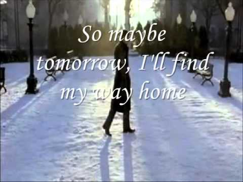 Maybe Tomorrow - Stereophonic (Lyrics)
