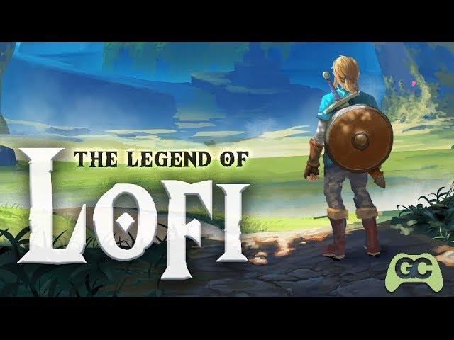 Legend of LoFi ▸ Zelda Piano Hip Hop Remix – Dj CUTMAN & James Landino ~ GameChops