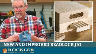 Floating Tenon Joinery with the New Beadlock Pro Jig