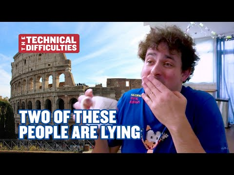 Matt's Scaly Kettle | Two Of These People Are Lying 2x04 | The Technical Difficulties