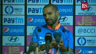 'Young bloke' Rishabh Pant can't be compared with Dhoni: Shikhar Dhawan