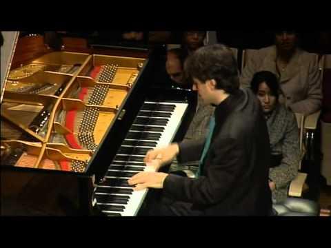 Pianist Ran Dank plays Prokofiev Piano Concerto No. 3, 3rd Movement