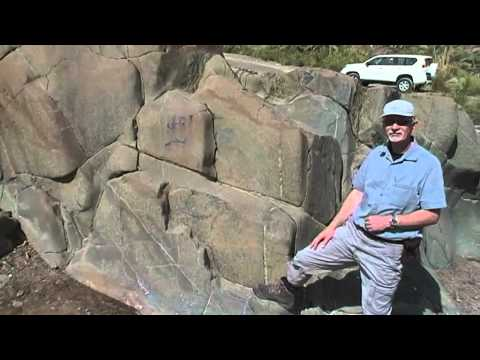 Oman Ophiolite - Mantle 1