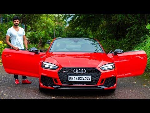 Audi RS5 Coupé - What A Gorgeous Car! | Faisal Khan