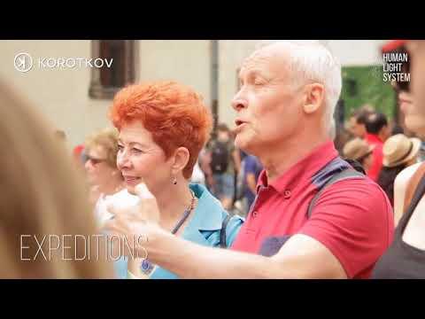 Seminat BioNet, Praga 2017, Translighters; Vedere Intuitiva