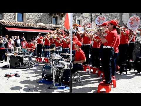 Music and friends San Marino 2014