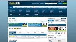 William Hill - Lost Login Details