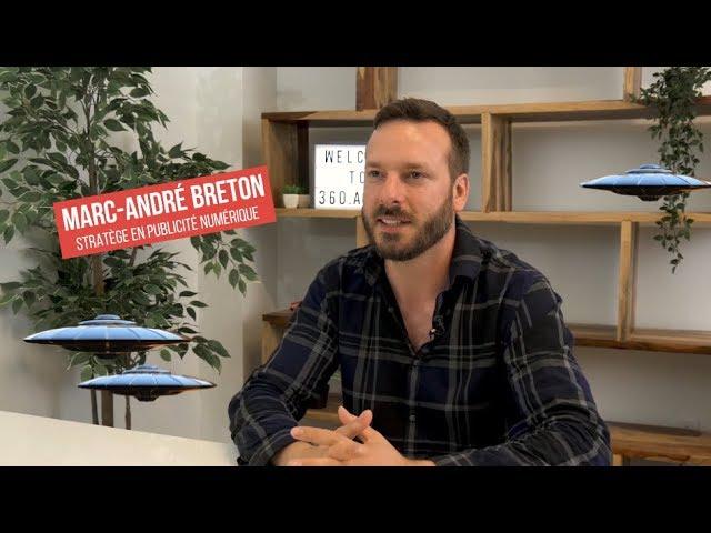 360KmH - Marc-André Breton